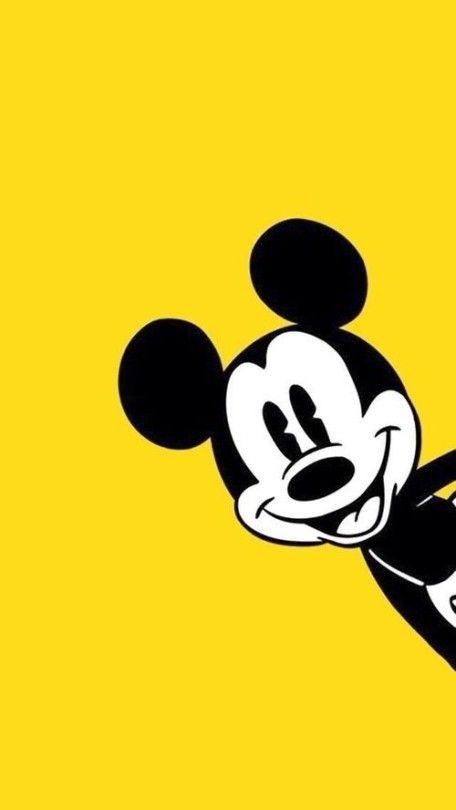 Pin By Victor Anicet On Art Fond Ecran Mickey Mouse Wallpaper Iphone Mickey Mouse Wallpaper Mickey Mouse Art