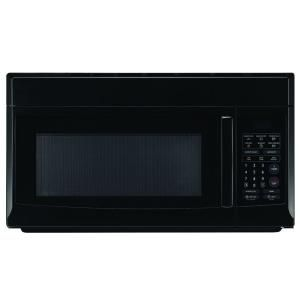 Ge 1 6 Cu Ft Over The Range Microwave In Black Jvm3160dfbb The Home Depot In 2021 Range Microwave Magic Chef Black Microwave