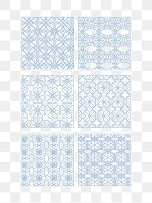 Retro Square Continuous Tile Pattern Shading Vector Pattern Material Vector Border Pattern Png And Vector With Transparent Background For Free Download Tile Patterns Vector Pattern Border Pattern