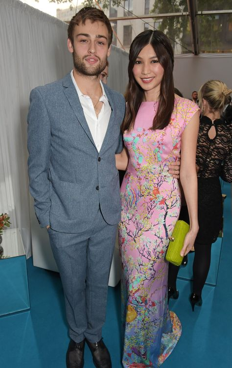 Douglas Booth and Gemma Chan#necklace #Bracelets #Fashion|