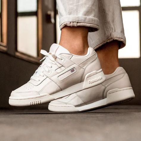 REEBOK Workout Plus Vintage Sneakers. #reebok #shoes # (mit