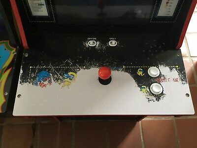 As Is Parts Repair Arcade 1up Pacman Plus Control Deck Only In 2020 Arcade Arcade Console Retro Video Games