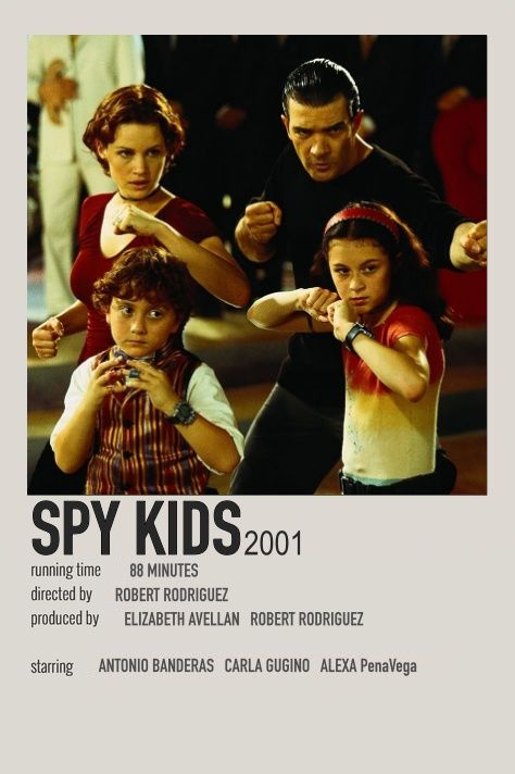 spy kids by isabella