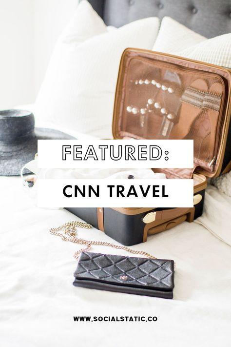 Digital Nomad Elizabeth Prairie is Featured in CNN Travel!