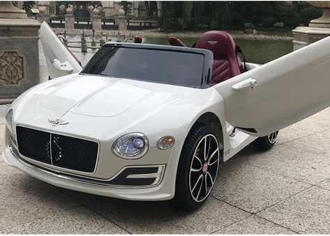 Bentley Ride-On Electric Kids Car Toy Cars For Kids, Rc Remote, Best Luxury Cars, Kids Ride On, Childcare, Cool Cars, Dream Cars, Automobile, Minis