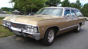 1967 Chevrolet Bel Air Station Wagon From The Website Link On