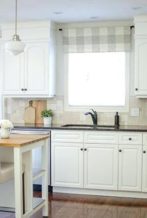 Kitchen Blinds And Curtains Ideas Trendy Farmhouse Kitchen