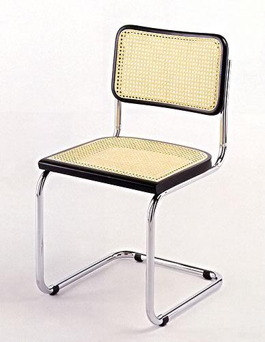 Bauhaus Design Mobili.Sedia Cesca M Breuer Mobili Design Bauhaus Re Edition