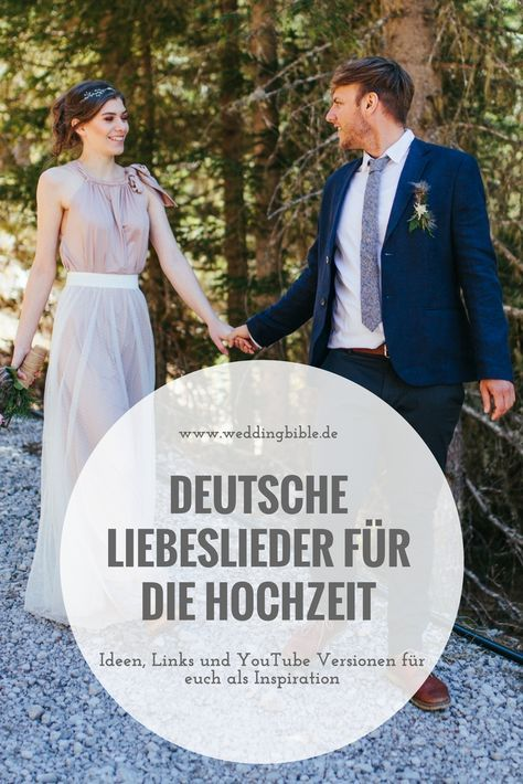 Hochzeitslieder Fur Die Zeremonie Oder Besser Gesagt Deutsche Liebeslieder Die Sich Perfekt Fur Eine Hochzeit Eig Lieder Hochzeit Hochzeitslieder Liebeslieder