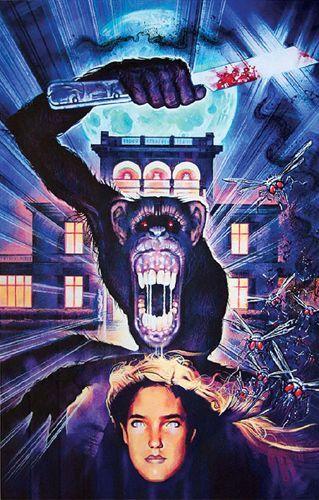 Graham Humphreys Artist And Designer Horror Movie Art Horror