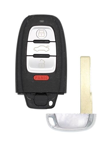 Audi 4g0 959 754 G Oem 4 Button Key Fob W Comfort Access In 2020