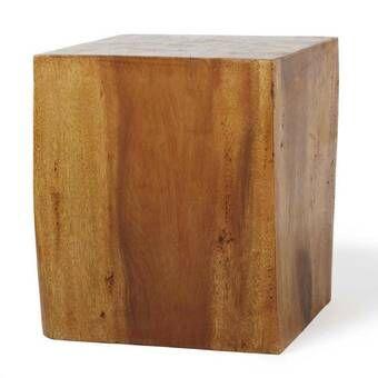 Arapaho Accent Stool In 2020 Accent Stool Wood Stool Ceramic Garden Stools
