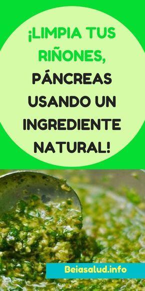 Como limpiar el pancreas y el higado naturalmente