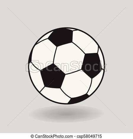 Soccer Ball 2018 World Vector Vector Stock Illustration Royalty Free Illustrations Stock Clip Art Icon Stock Clipart Icons Soccer Ball Soccer Sport Icon