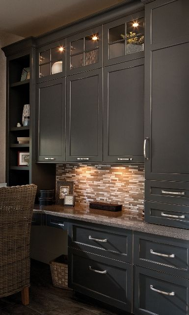 Fertig Cabinet Company, Inc. features frameless cabinetry for ...