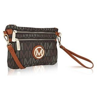 mkf collection crossbody bag