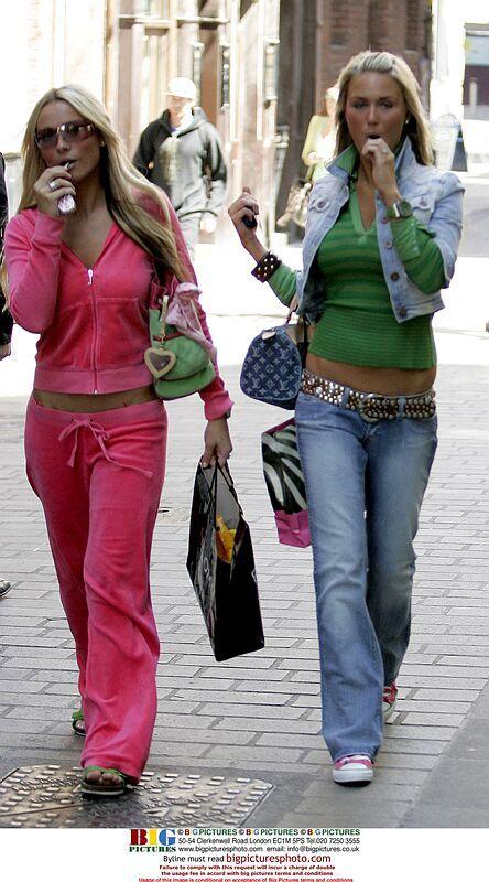 Activewear juicy couture looks - activewear, juicy couture,