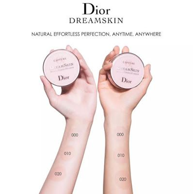 Dior Capture Dreamskin Moist Perfect Cushion Dior Beauty Skin Moist