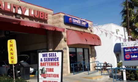 Quality Lube Express In Burbank Ca California With Images Burbank California Lube