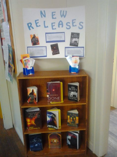Gauley Bridge Library New Release
