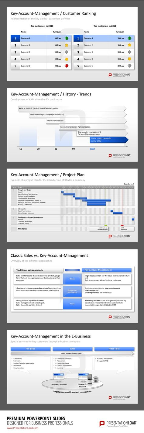 Project Management Consulting For Marketing Process Powerpoint - consulting presentation templates