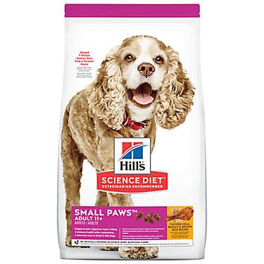 Hill S Science Diet Small Toy Breed Senior Dog Food Chicken Meal Rice Barley Dog Dry Foo Senior Dog Food Recipes Dog Food Recipes Hills Science Diet
