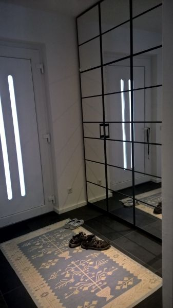 Bau Eines Spiegelschranks Fur Den Flur Aus Pax Kleiderschranken Und Faktum Kuchenschranken Bauanleitung Zum Selberb Spiegelschrank Pax Kleiderschrank Schrank