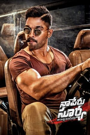 Naa Peru Surya Naa Illu India Film Bollywood Film Bioskop