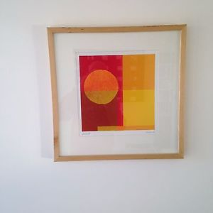Foto incorniciata SUNSET amaina 47.5 x 47.5 x 3.5 cm IKEA 19662 in Art, Paintings, Modern (1900-1979)   eBay