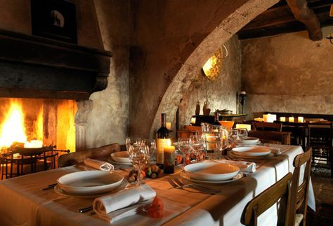 Enjoy Local Food At 16 Th Century Rustic Building
