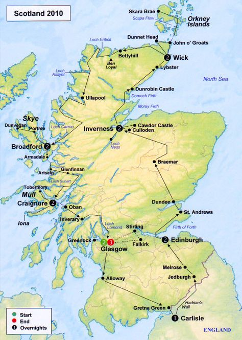 picture about Printable Map of Scotland named Pinterest