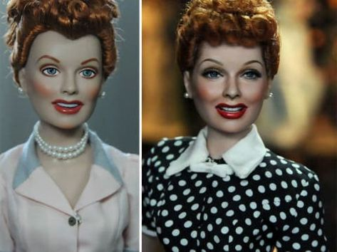 b31d986e4ea You Won't Believe These 23 Before-and-After Repaints Of Dolls | Playbuzz
