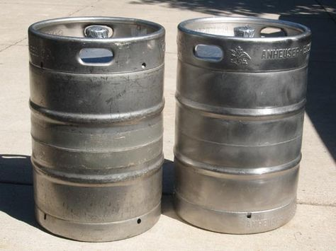 New additions to my brewery... (couple kegs and a burner) - Home ...