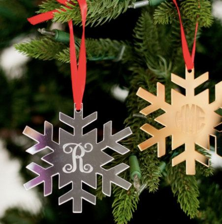 Christmas Holiday Tree Laughter Cheer Satin Chrome Plated Metal Money Clip