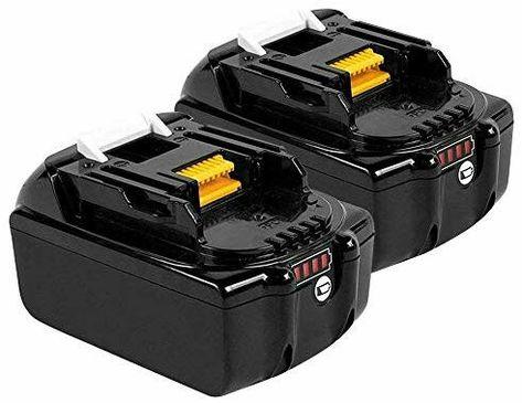 Batterie De Remplacement  Makita  18V 5.0Ah Lithium  Perceuse Visseuse Bricolage