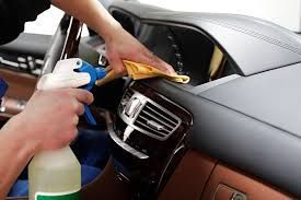 How To Clean Car Upholstery Taller Automotriz Caras Y Interiores