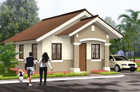 Quezon City Metro Manila Real Estate Home Lot For Sale At Spring Heights 2 By Filinvest Land Bungalow Homes Estate Homes Tiny House Plan