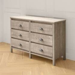 Lionel 9 Drawer Double Dresser Reviews Joss Main Double Dresser Skinny Dresser Drawers