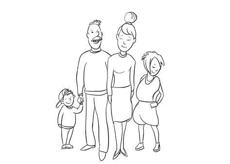 37 Familie Zum Ausmalen - Besten Bilder von ausmalbilder