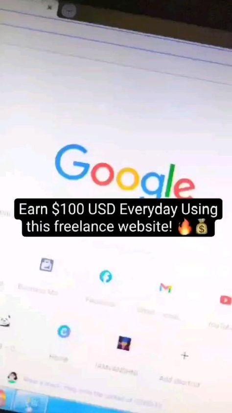 wanna earn from freelancing🤔
