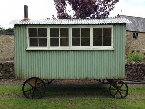 original shepherds hut for sale