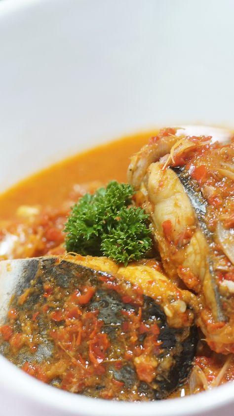 Video Video Ikan Patin Asam Padeh Resep Resep Makanan Ide Makanan Makanan Sehat