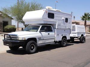 Dodge Ram 2500 Base Extended Cab Pickup 4 Door 1998 Dodge Ram 2500 5 9 L Custom Truck Camper Custom Trucks Custom Truck Beds Truck Camper