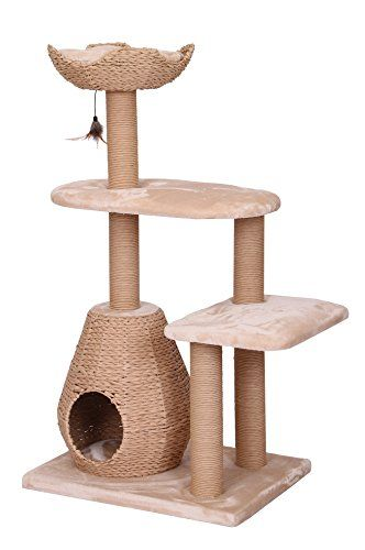 Petpals Cat Tree 49 Hand Made House Condo With Nature Sc Https