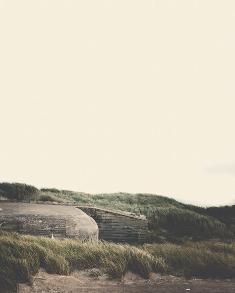 lars stieger, bunkers beach in klitmøller, denmark
