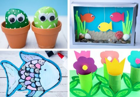 100+ Easy Craft Ideas for Kids