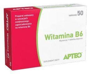 Ekspresowa Regeneracja Witamina B6 Vitamins Vitamin B6 Derm