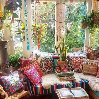 Decoración Sin Normas Vanbu Hippie Living Room Bohemian Living Room Decor Modern Bohemian Living Room