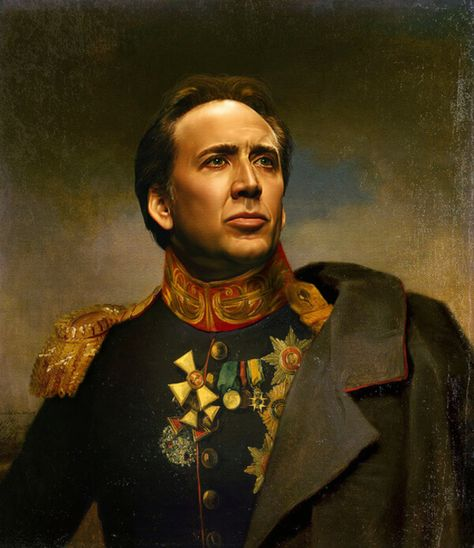 russian generals with celebrities faces 1
