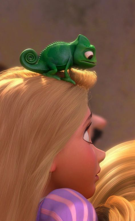 Tangled stills are my life                              …